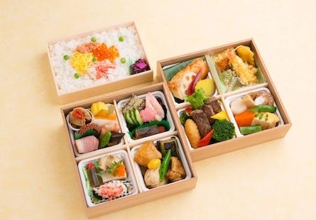 おもてなし弁当5000円(札幌三越)