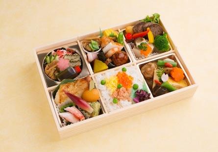 おもてなし弁当3,000円(札幌三越)