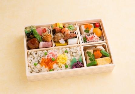 おもてなし弁当2500円(札幌三越)