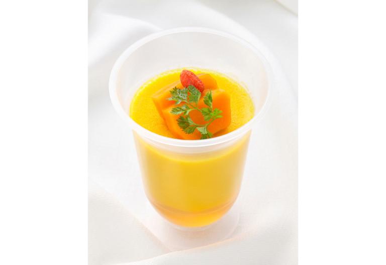 食べるスープ南瓜のクリーム風味