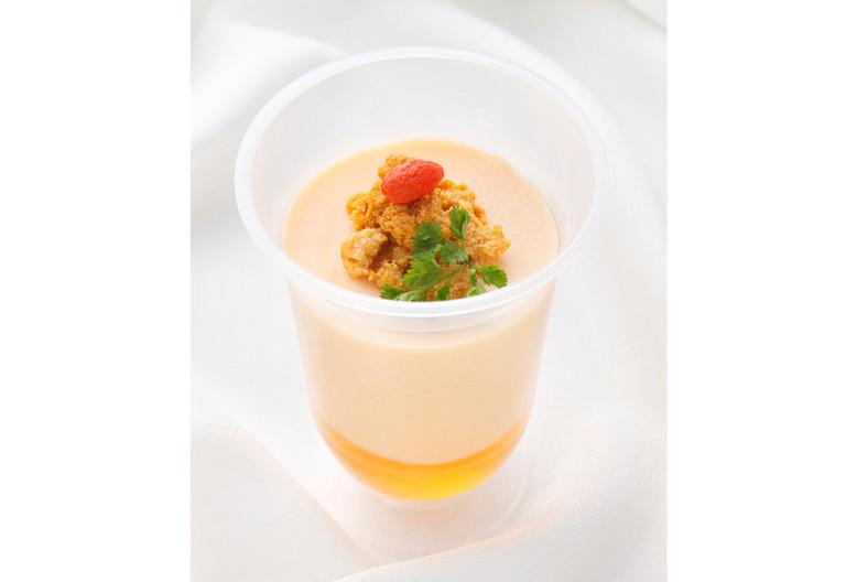 食べるスープウニのなめらか風味