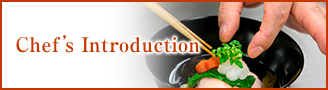 Chef's Introduction