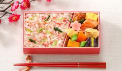 季節御膳「蟹ごはんと彩々膳」ご予約承り中。